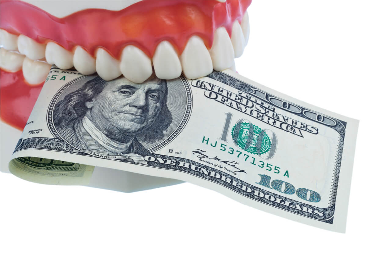average dental implant cost