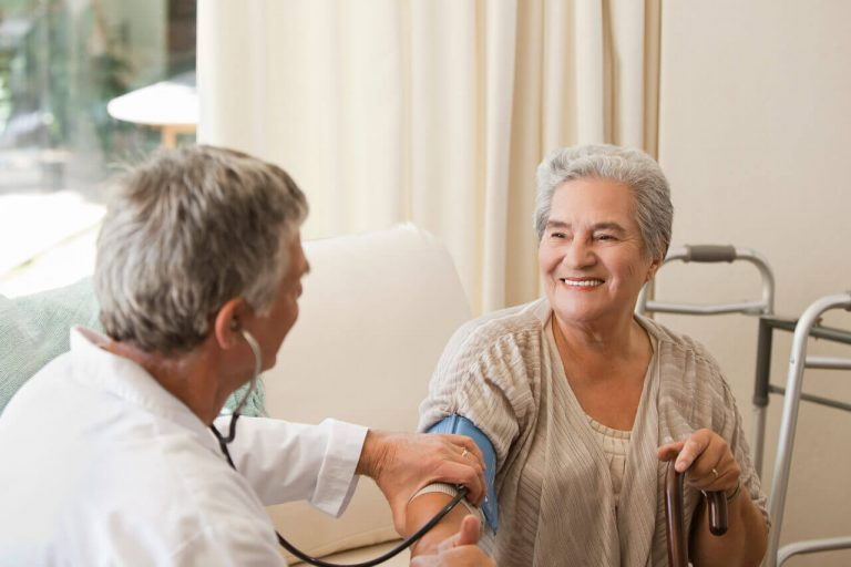 Importance of doctors who make home visits