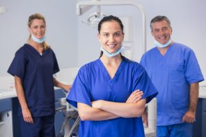 emergency dental team