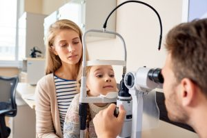 pediatric eye specialist