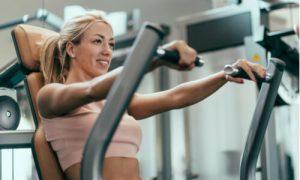 equipment exercises for muscular endurance