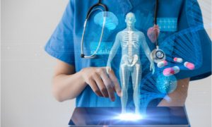 digital records of patients through IT support