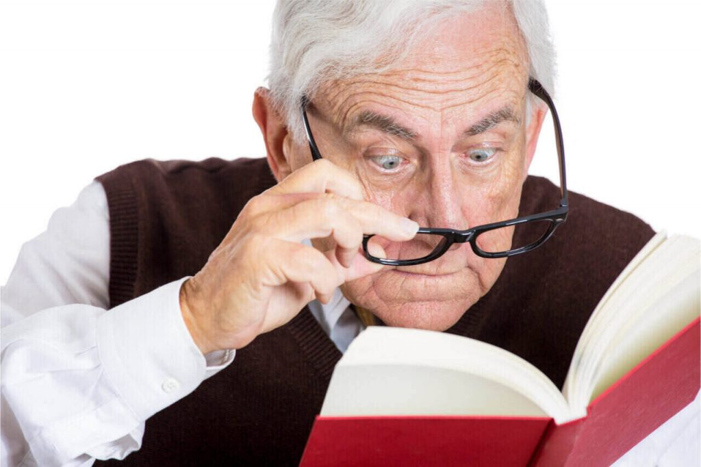 Age Related Vision Changes: 6 Common Eye Problems