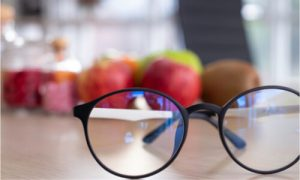 For better vision, eat healthy foods for your eyes.