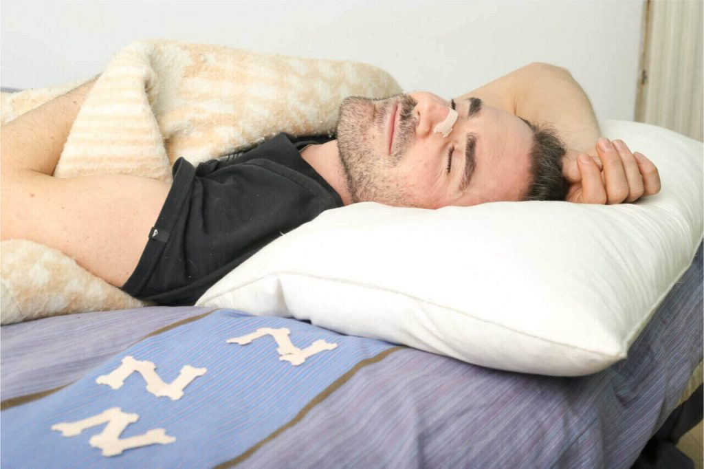 Nasal Strips For Snoring And Other Aids: Say Hello To A Good Sleep